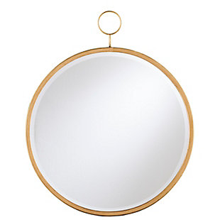 Eliot Wall Mirror – Antique Bronze, , large
