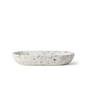 Umbra Junip Bath Bundle Terrazzo, White, large