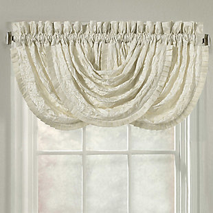 J.Queen New York Marquis Window Waterfall Valance, , large