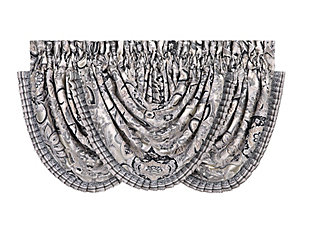 J.Queen New York Guiliana Window Waterfall Valance, , rollover