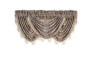 J.Queen New York Provence Window Waterfall Valance, , rollover