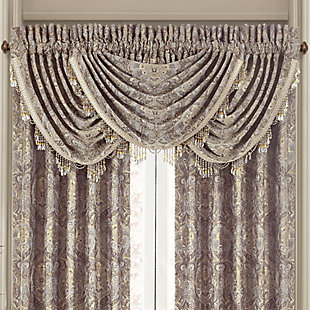 J.Queen New York Provence Window Waterfall Valance, , large