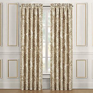 "J.Queen New York Sandstone 84"" Window Panel Pair, , large"