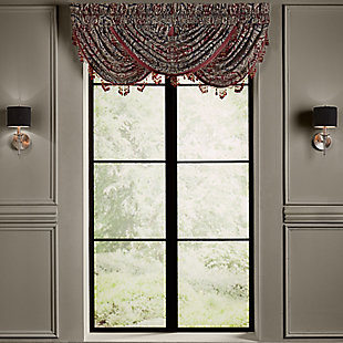 J.Queen New York Taormina Window Waterfall Valance, , large
