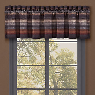 J.Queen New York Mesa Window Straight Valance, , large