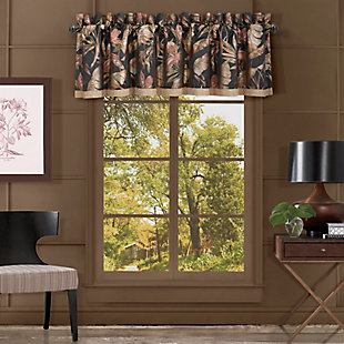J.Queen New York Martinique Window Straight Valance, , large