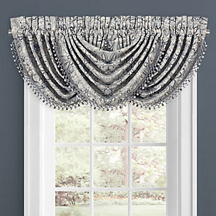 J.Queen New York Alexis Window Waterfall Valance, , large