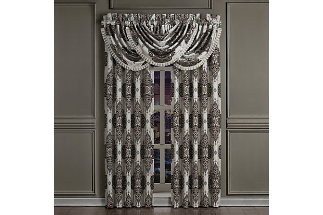 "J.Queen New York Desiree 84"" Window Panel Pair, , large"