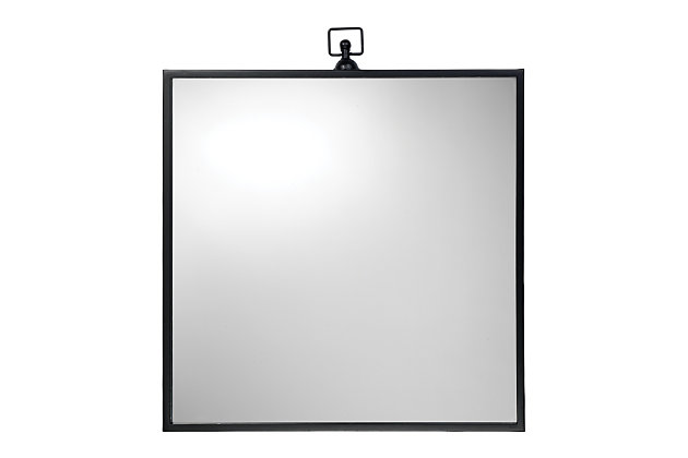 Jamie Young Vince Mirror, , large