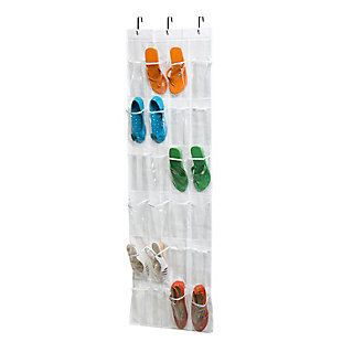 Honey Can Do 24 Pocket Shoe Organizer, , large