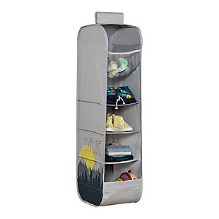 Honey Can Do Kids Collection Hanging Closet Organizer, , large