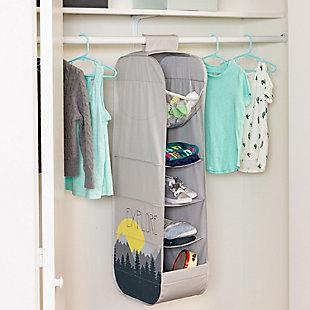 Honey Can Do Kids Collection Hanging Closet Organizer, , large