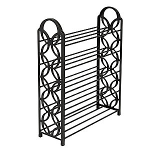 Honey Can Do Five Tier Shoe Rack, , large