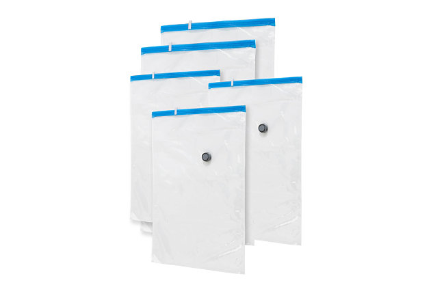 Honey Can Do Combo Set Vacuum Pack Bags (5/CN), , large