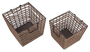 Home Accents Basket (Set of 2), , large