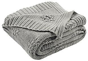 Safavieh Cozy Knit Throw, , rollover