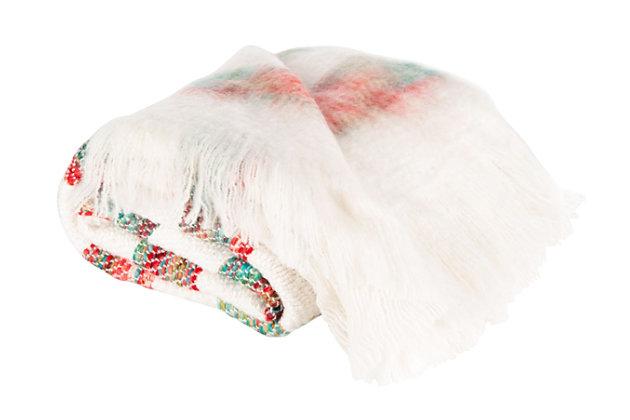 Safavieh Melsi Throw, , large