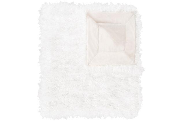Safavieh Cuddle, White, large