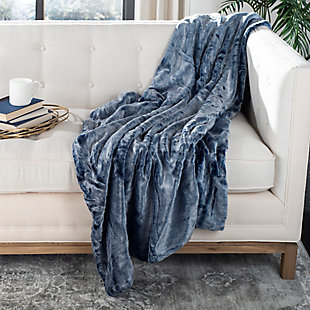 Safavieh Skyler Plush Throw, , rollover