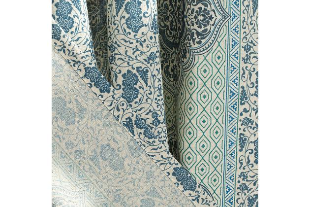 Safavieh Florina 52X96 Window Panel, , large