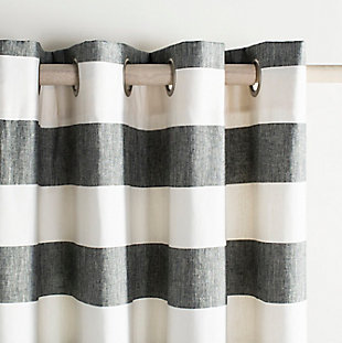 Safavieh Rafina  Curtain, Kenney Rod & Chicology Cellular Shade Bundle