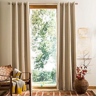 Safavieh Nealonia 52X84 Window Panel, White, large