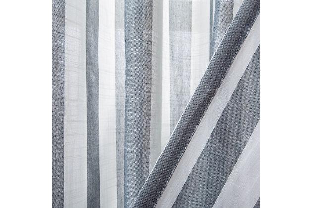 Safavieh Aytan 52X84 Window Panel, Gray, large