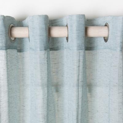 Safavieh Moony 52X84 Window Panel, Blue, large