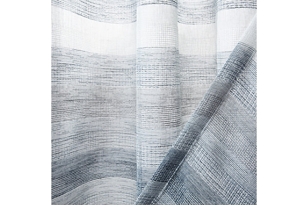 Safavieh Liberty 52X96 Window Panel, Gray, large