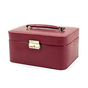 Bey-Berk Leather Jewelry Box, , rollover