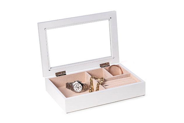 Bey-Berk Jewelry Box, , large