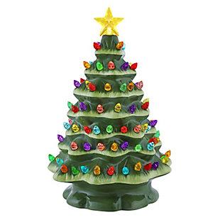 "Mr. Christmas  9"" Starry Light Tree - Green, , rollover"
