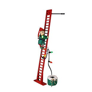 "Mr. Christmas  40"" Super Climbing Elf, , rollover"