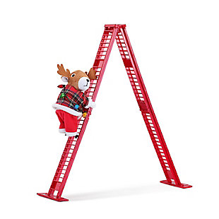 Mr. Christmas  Tabletop Climber - Reindeer, , rollover