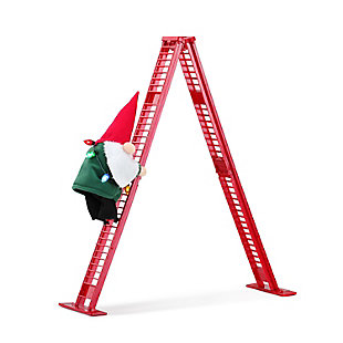 Mr. Christmas  Tabletop Climber - Gnome, , rollover