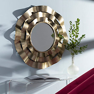 Home Accents  Champagne Modern Wall Mirror, , rollover