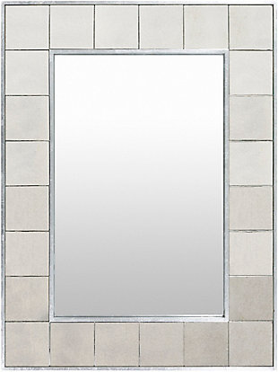 Home Accents  Gray Traditional Wall Mirror, , rollover