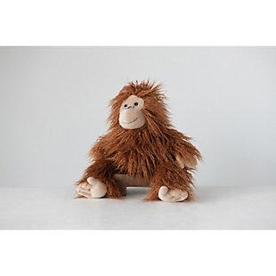Plush Orangutan, , rollover
