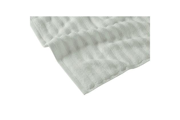 Truly Soft Truly Soft Zero Twist 6 Piece Towel Set, Silver Gray, large
