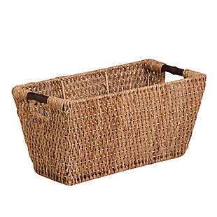 Honey-Can-Do Large Seagrass Basket, , large