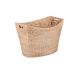 Honey-Can-Do Nesting Water Hyacinth Baskets, , large