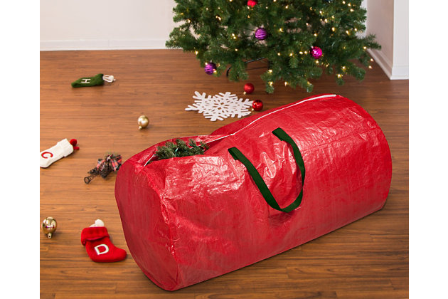 Honey-Can-Do 7-Foot Christmas Tree Storage Bag, , large