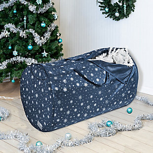 Honey-Can-Do Deluxe 5' Christmas Tree Storage Bag, , rollover