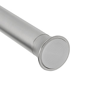 Home Accents Umbra Chroma Tension Rod, 36 to 54 Inch, Nickel, Silver Finish, large