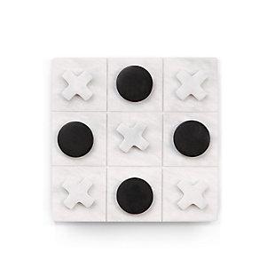 Bey-Berk Marble Tic Tac Toe Set, , large