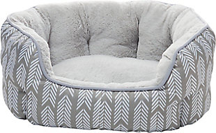 "Nourison Mina Victory Pet Beds 22"" x 16"" x 9"", , large"