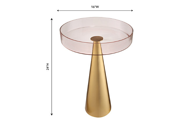 Alo Large Side Table, , large