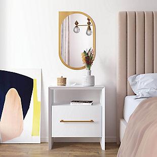 Darby Oval Mirror, , rollover