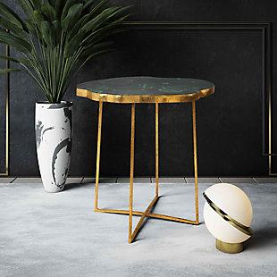 Lily Agate Side Table, , rollover
