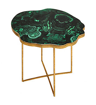 Lily Agate Side Table, , large